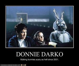 donnie darko and frank image