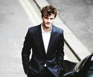 Jamie Dornan and 50 nuance de grey image