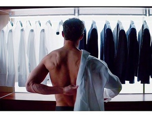 sexy, Jamie Dornan, and fifty shades of grey image