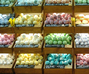 bath, bombs, and soaps image