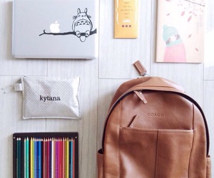 backpack, school bag, and bag image