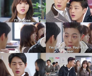 kdrama and page turner image
