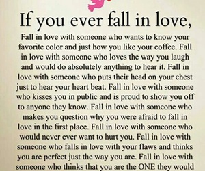 fall in love, someone, and truth image