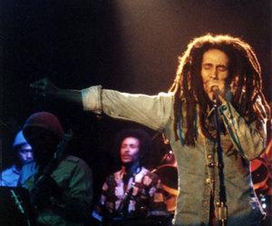 bob marley, reggae, and music image