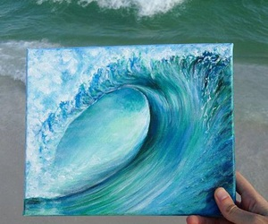 3d, waves, and amazing image