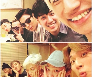 daesung, top, and gdragon image