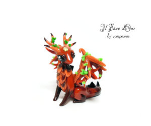dragon, for sale, and cake topper image