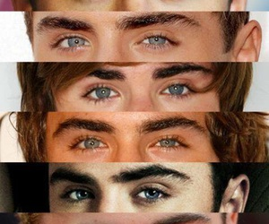 zac efron, eyes, and sexy image