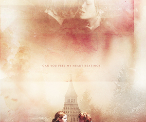 emma watson, ron and hermione, and rupert grint image