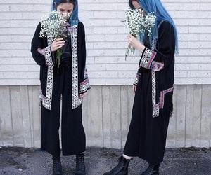 fashion, grunge, and alternative image