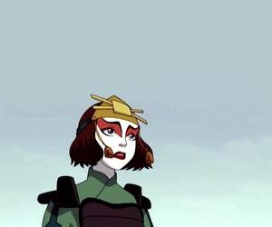 avatar, suki, and kyoshi image