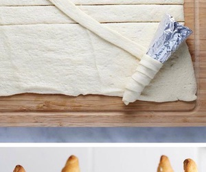 diy, pizza, and pizza cones image
