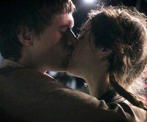 kiss, skins, and love image