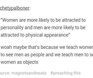 feminism, quotes, and tumblr image