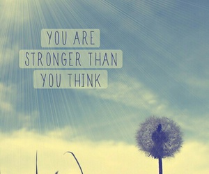 quotes, strong, and Stronger image