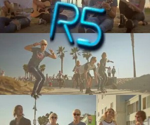 r5 and music image
