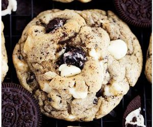 Cookies, food porn, and oreo image
