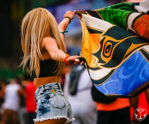 blondie, festival, and tomorrowland image