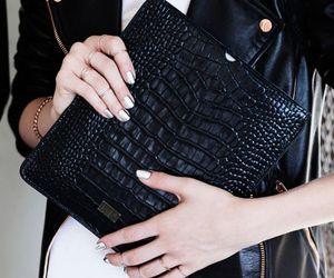 fashion, style, and black image