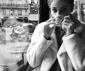 taylor hill, model, and black and white image