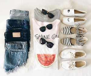shoes, clothes, and outfit image