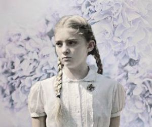 hunger games, primrose everdeen, and willow shields image