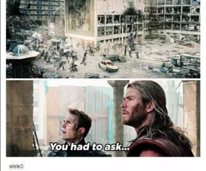 captain america, lol, and Marvel image