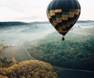 balloon, beautiful, and Dream image