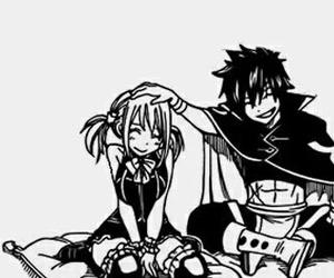 manga, anime, and Lucy image