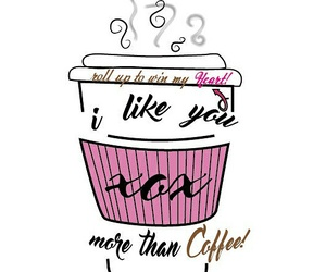 cafe, girly, and coffee image