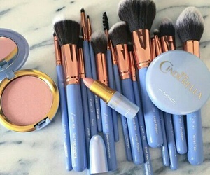 makeup, Brushes, and cinderella image
