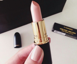 lipstick, mac, and pink image