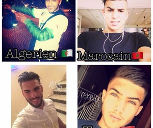 thug, marocain, and frappes image