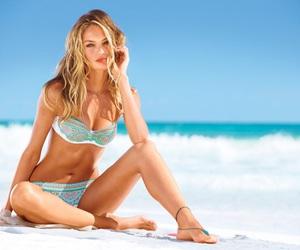candice swanepoel, Victoria's Secret, and bikini image
