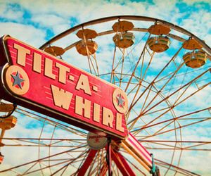 ferris wheel, photo, and photography image