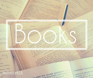 books, pages, and quotes image