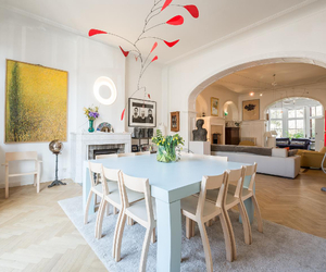 belgium, dining room, and dream home image