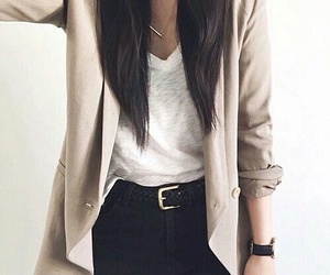 accessoiries, blouses, and jacket image