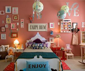 room, bedroom, and carpe diem image