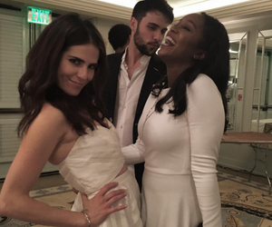 htgawm, karla souza, and michaela image