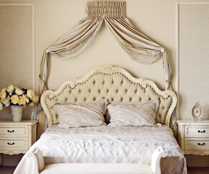 beautiful, bedroom, and bedrooms image