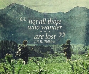 quotes, lord of the rings, and tolkien image