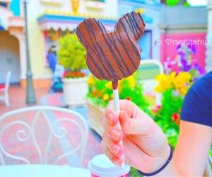 tumblr, chocolate, and disney image