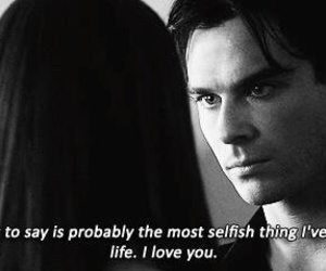 love, the vampire diaries, and tvd image