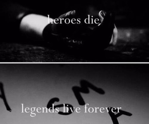 legend, teen wolf, and hero image