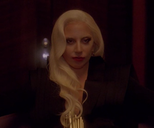 Lady gaga, hotel cortez, and vampire image