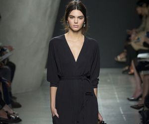 kendall jenner, model, and runway image