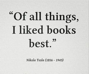Best, books, and nikola tesla image