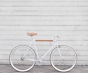 bicycle, bike, and white image