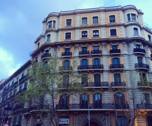 architecture, Barcelona, and classic style image